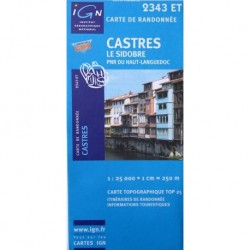 2343 Castres Le Sidorre