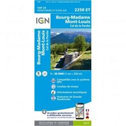 2250 ET Bourg-Madame Mont-Louis