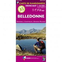 A5 Belledonne 1/50.000